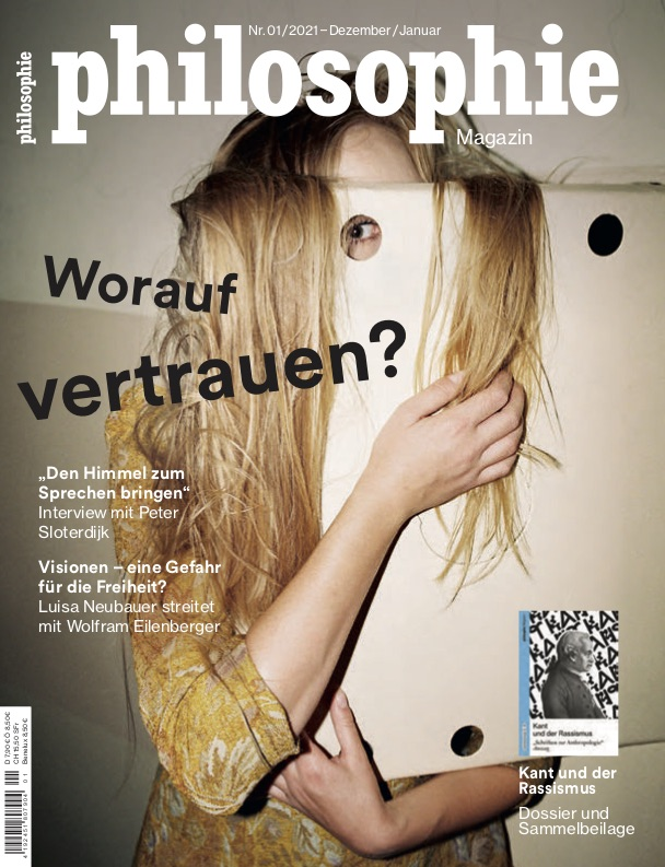 Philosophie Magazine Nr.Nr. 55 - November 2020