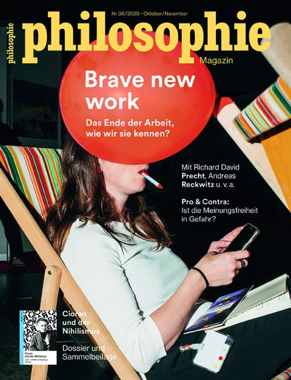 Philosophie Magazine Nr.Nr. 54 - September 2020