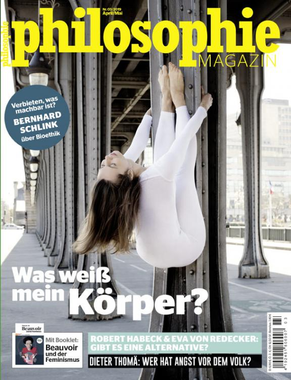 Philosophie Magazine Nr.Nr. 45 - March 2019