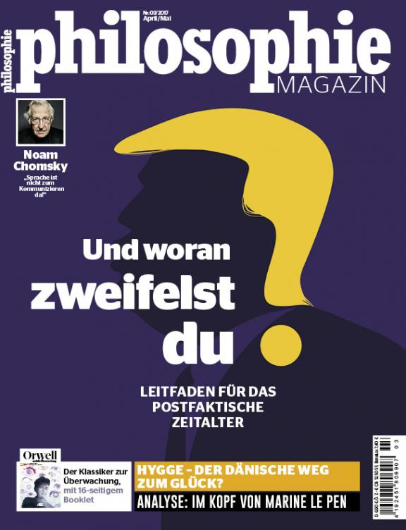 Philosophie Magazine Nr.Nr. 33 - April 2017
