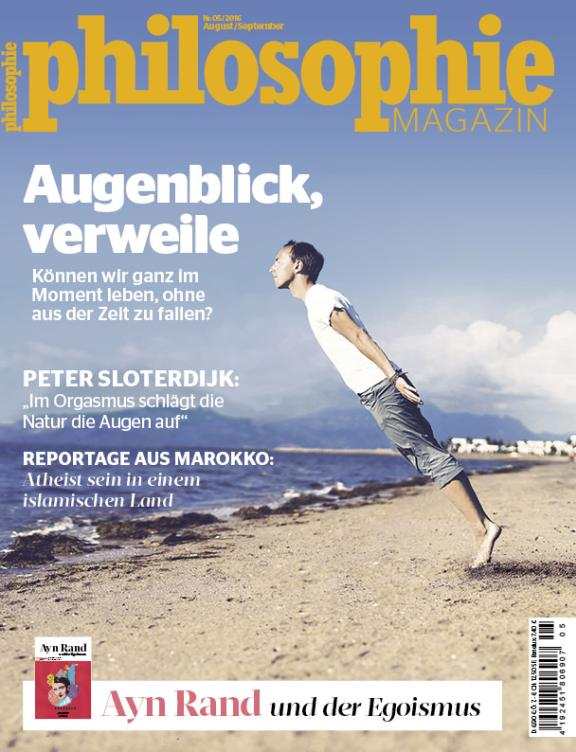 Philosophie Magazine Nr.Nr. 29 - August 2016