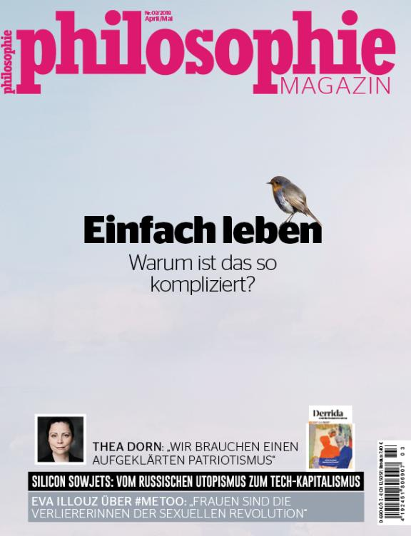 Philosophie Magazine Nr.Nr. 39 - April 2018