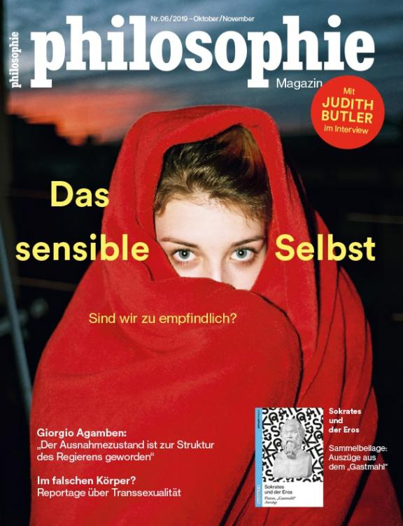 Philosophie Magazine Nr.Nr. 48 - September 2019