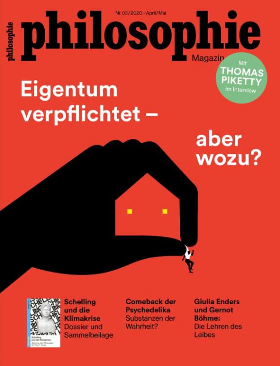 Philosophie Magazine Nr.Nr. 51 - April 2020