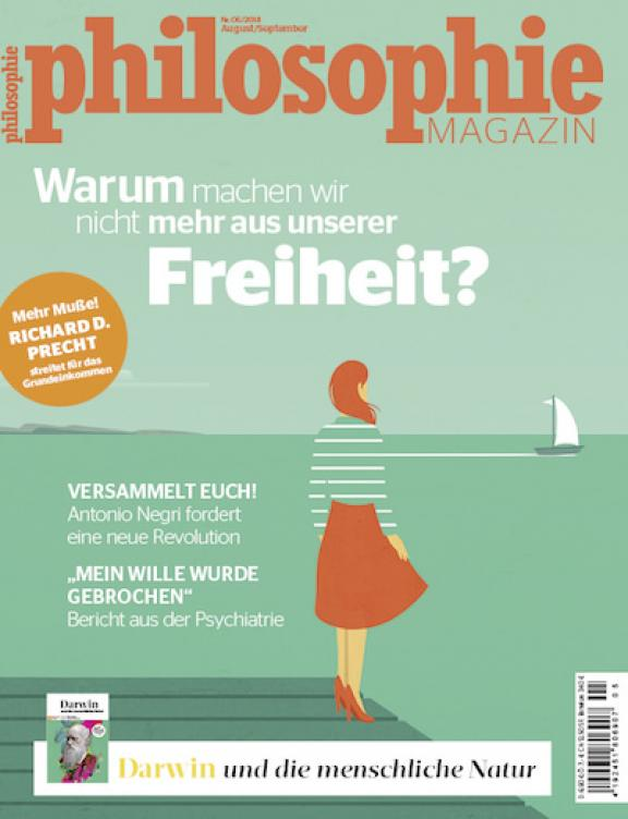 Philosophie Magazine Nr.Nr. 41 - August 2018
