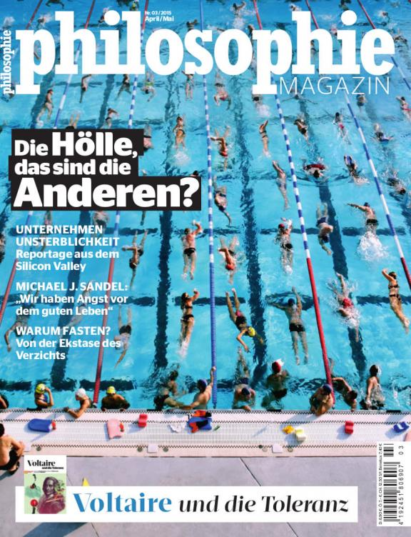 Philosophie Magazine Nr.Nr. 21 - April 2015