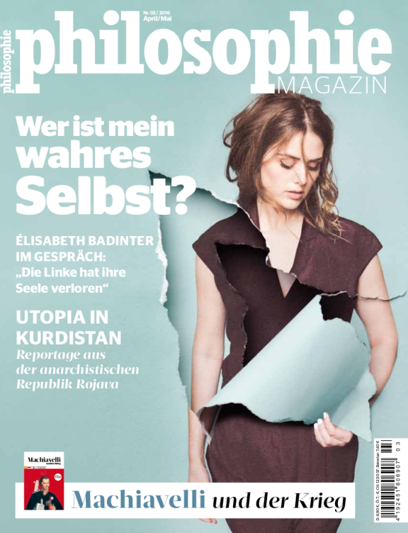 Philosophie Magazine Nr.Nr. 27 - April 2016