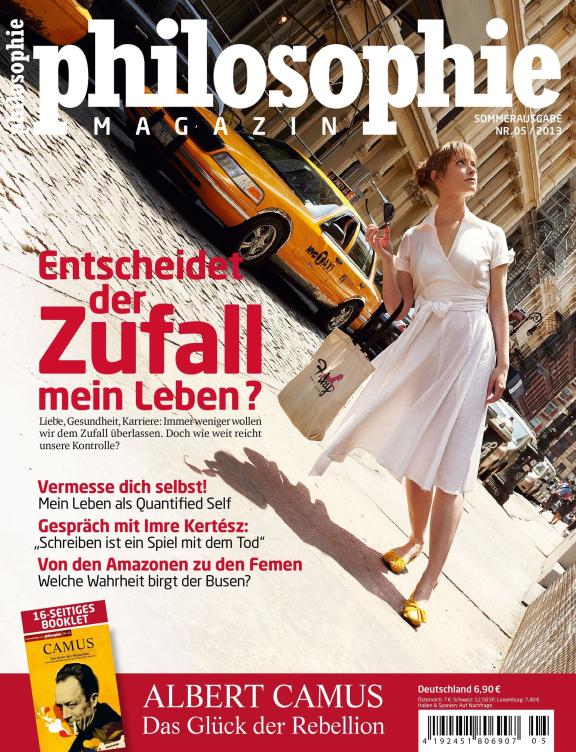 Philosophie Magazine Nr.Nr. 11 - August 2013
