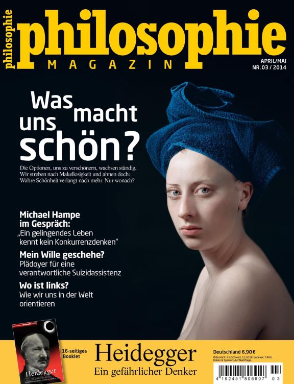 Philosophie Magazine Nr.Nr. 15 - April 2014