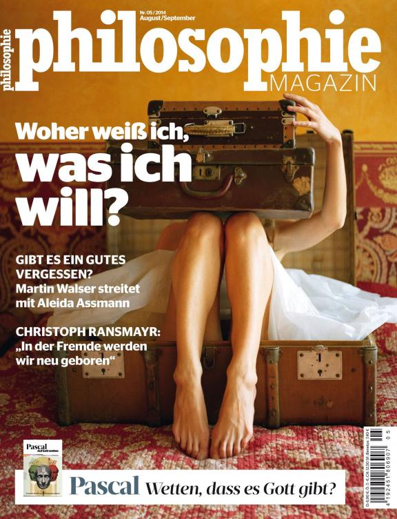 Philosophie Magazine Nr.Nr. 17 - August 2014