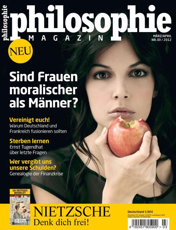 Philosophie Magazine Nr.Nr. 3 - March 2012