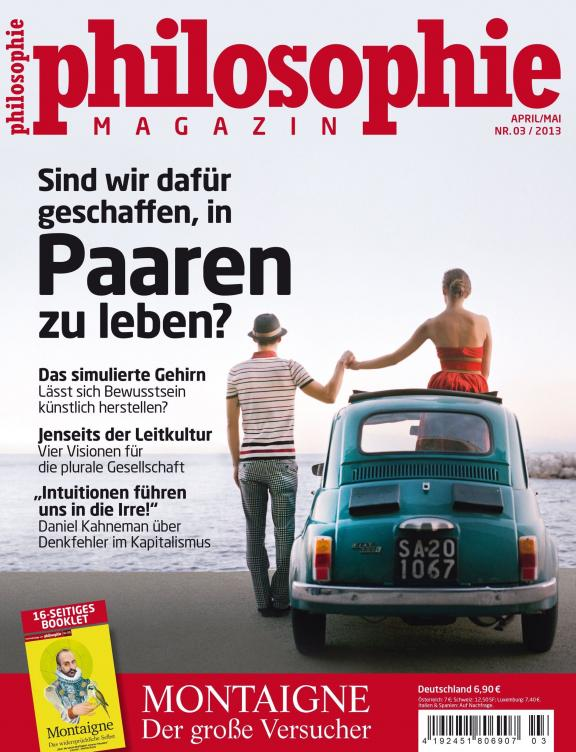 Philosophie Magazine Nr.Nr. 9 - April 2013